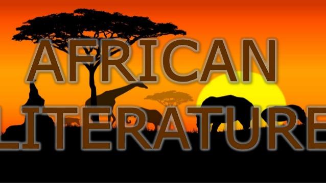 African-Literature